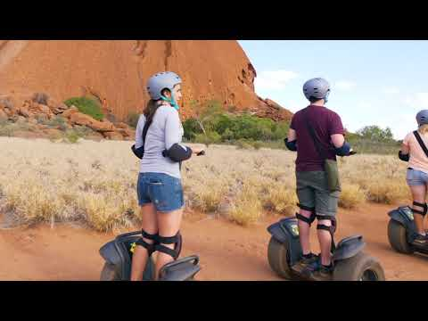 video Uluru By Segway + Return Transfer