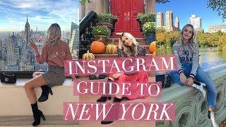 THE INSTAGRAM GUIDE TO NEW YORK CITY | New York Travel Vlog 2017