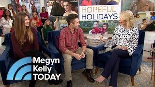 A Young Couple Tells Megyn Kelly How They Survived Las Vegas Shooting | Megyn Kelly TODAY