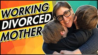 I'm A Working, Divorced Mother || Mayim Bialik