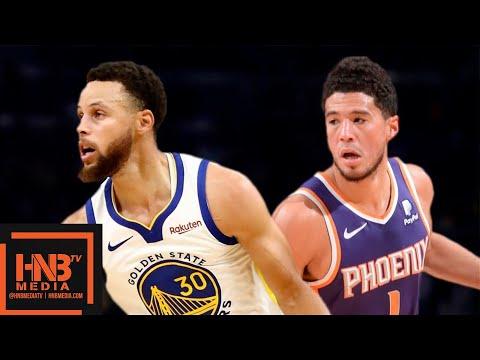 Golden State Warriors vs Phoenix Suns - Full Game Highlights | October 30,  2019-20 NBA Season
