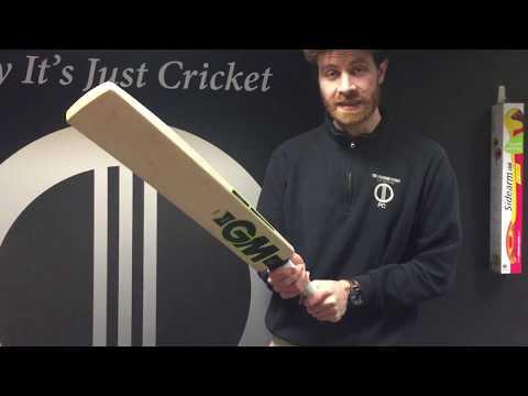 GM Zelos DXM Academy 606 (2019) Cricket Bat