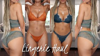 LINGERIE TRY ON HAUL feat Cupshe