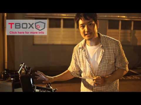 Behind the Scenes of Bang Bang Club with TBOX