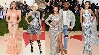 Best & Worst Dressed MET GALA 2016