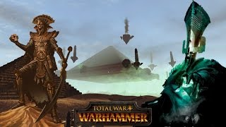 Battle of the Black Pyramid: Tomb Kings at War - Total War