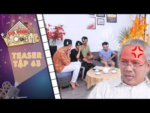 Gia đình sô - bít|Teaser tập 63: Ông Trọng giành lại công bằng cho bà Bông khiến cả nhà