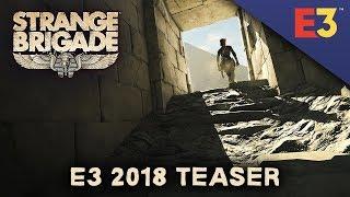 Strange Brigade - E3 2018 Teaser