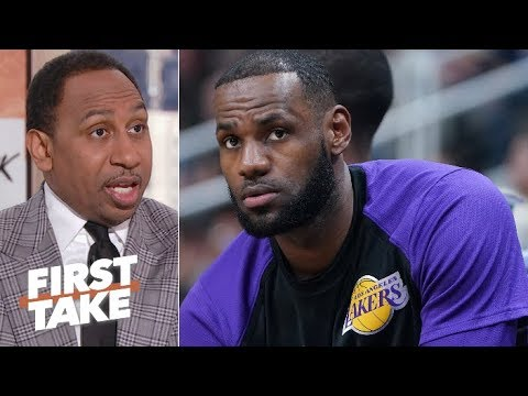 Does LeBron regret joining the Lakers?   First Take