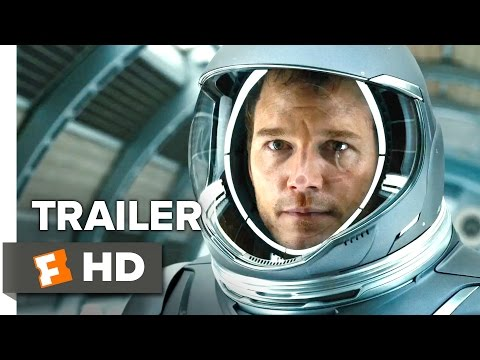 Passengers Official Trailer 1 (2016)