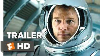Passengers (2016) Trailer – Jennifer Lawrence Movie