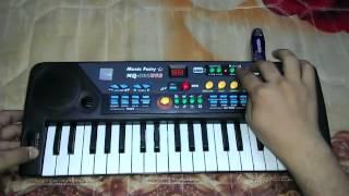 Elektronik piano USB