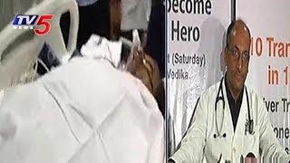 Telangana Minister Tummala in ICU; Doctor speaks about hea..