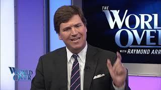 World Over - 2018-11-15 – Fox News Channel Host Tucker Carlson with Raymond Arroyo