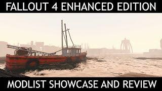 FALLOUT 4 ENHANCED EDITION - Fallout 4 Modlist - Showcase & Review