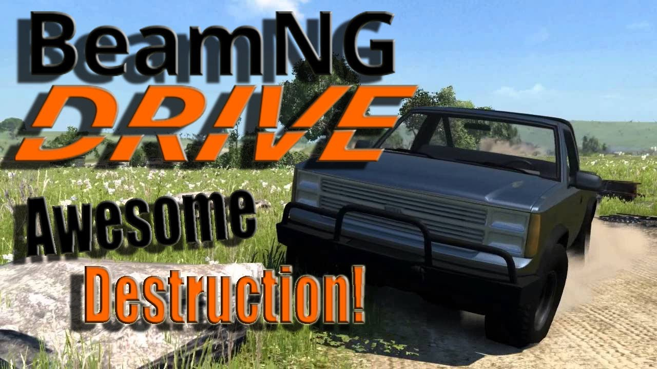 how to get the beamng drive demo