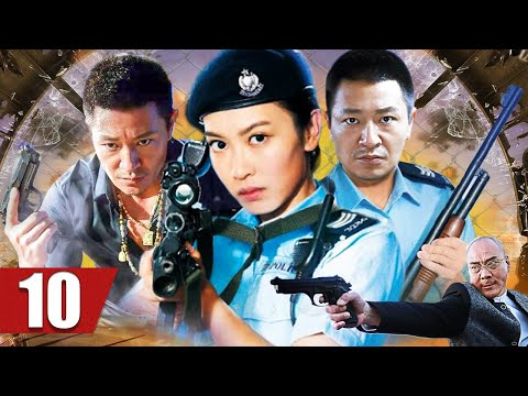 Phim Hình Sự Trung Quốc 2021 | Mê Sa - Tập 10 | Phim Hành Động Thuyết Minh Mới Hay Nhất