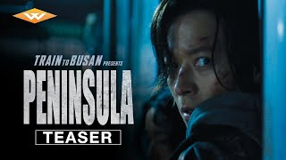 TRAIN TO BUSAN PRESENTS: PENINSU HD