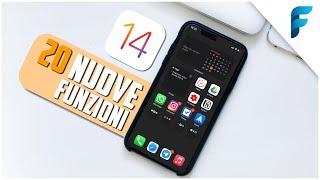 iOS 14: 20 NUOVE FUNZIONI che Dovresti Provare!