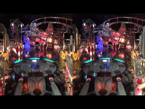 Inside Pinball in 3D - Blairally Vintage Arcade.