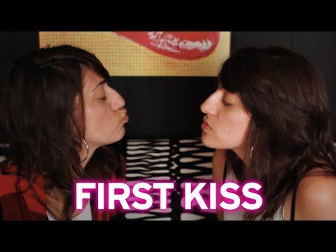 First Hot Lesbian Kiss