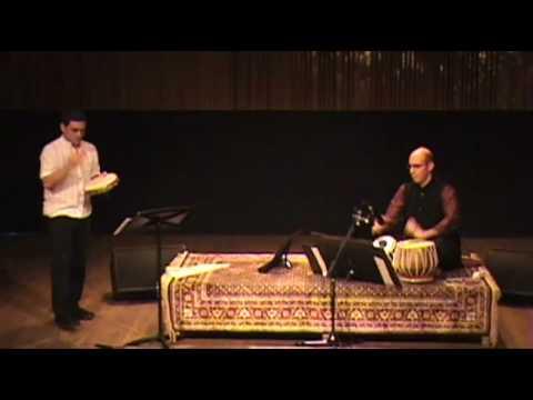 Shawn Mativetsky - X-Mas in Goa, performed by Fernando Rocha and Shawn Mativetsky