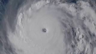 Satellite Imagery of Typhoon Mangkhut/Ompong (RGB)