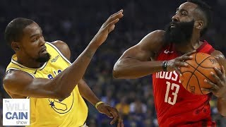 Kevin Durant and Steph Curry can't do what James Harden is doing - Tim Legler   Will Cain Show