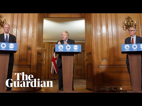Boris Johnson warns of 'further measures' if Covid pandemic worsens