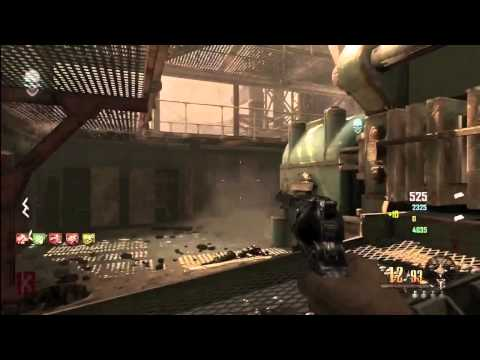 Black Ops 2 Zombies Buried How To Teleport Back To Spawn - BO2 Secret Teleporter Easter Egg - Smashpipe Games