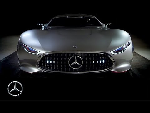 Mercedes-Benz AMG Vision Gran Turismo - Trailer - Smashpipe Games Video
