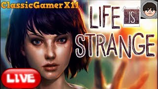 ► Life Is Strange Part 5 | Live | Classic Livestreams #89