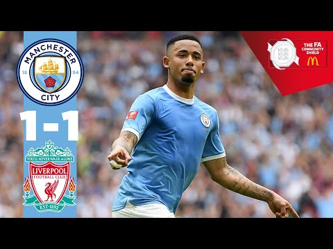 HIGHLIGHTS | Liverpool 1-1 Man City | Community Shield 2019
