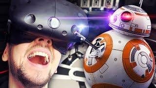 STAR WARS IN VR | Star Wars Droid Repair (HTC Vive Virtual Reality Wireless)