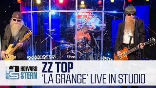 """ZZ Top """"La Grange"""" on the Howard Stern Show"""