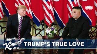 Donald Trump Loves Kim Jong Un More Than Melania