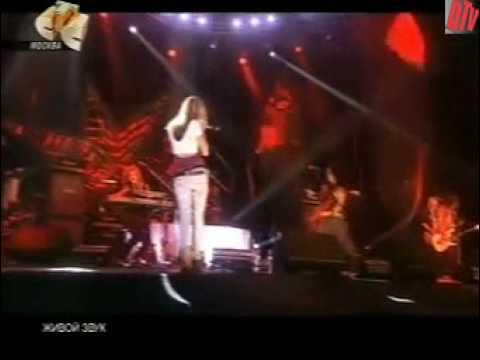 Ранетки - Я в шоке (Live in Moskow)