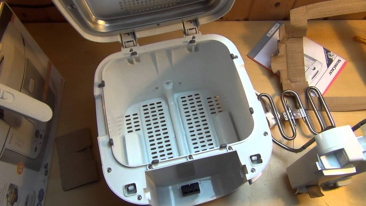Silvercrest Kitchen Tools Hot Air Fryer Reviews