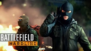 Battlefield Hardline breaks into stores