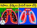 How to Get Rid Of Chest Infection | Clear Mucus & Phlegm | Dr Manthena Satyanarayana Raju Videos