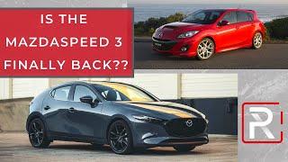 2021 Mazda 3 Turbo – Redline: First Look