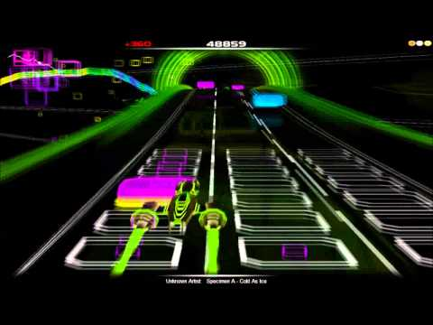 Specimen A - Cold As Ice - AudioSurf