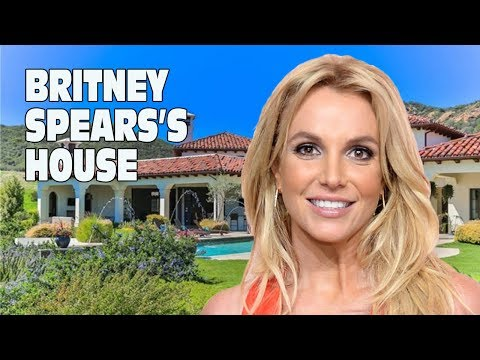Britney Spears's House Tour 2017