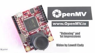 The New OpenMV Cam H7 - OpenMV, LLC