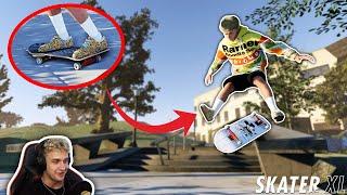 I got my SOUR GUMMY WORM SKATE SHOES in Skater XL! | Skater XL