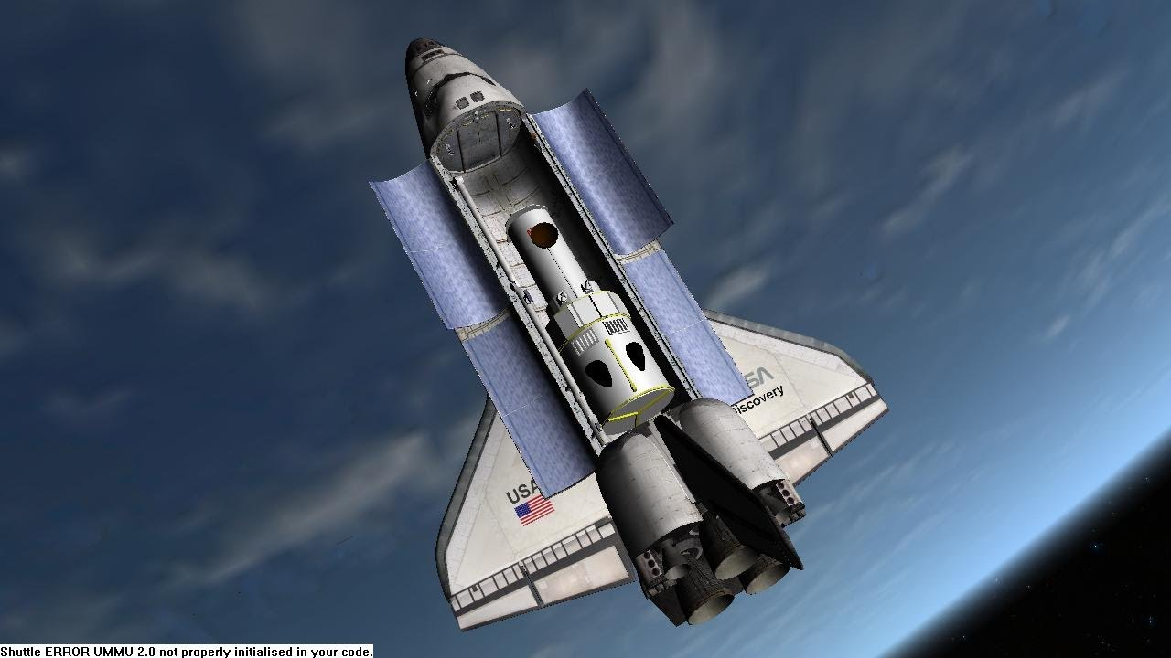 sts simulator space shuttle - photo #38