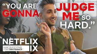 Queer Eye's Tan Chats Greggs, Adele and Michelle Obama in His Netflix IX Interview