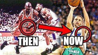 Why REMOVING This One Rule Changed The NBA FOREVER (Ft. Kobe, Jordan, and A Lot of Fouls)