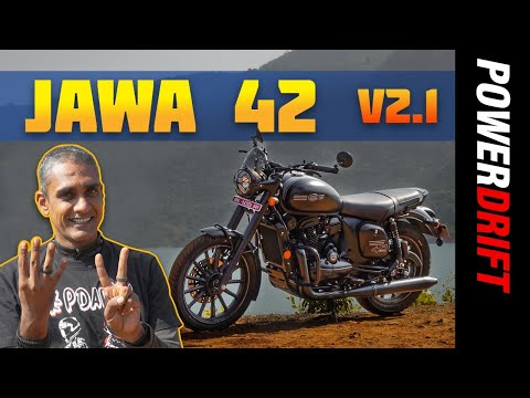 2021 Jawa Forty Two | First Ride Review