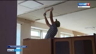 Учебный процесс в Алексеевской средней школе начнётся только после завершения всех строительных работ